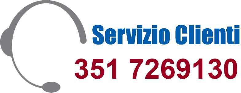 Servizio Clienti 351 7269130